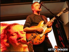 Teenage Fanclub's Norman Blake