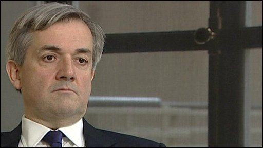 Liberal Democrat home affairs spokesman Chris Huhne