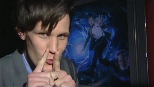Matt Smith - the new Doctor Who