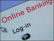 Online banking logo