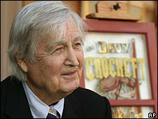 Fess Parker, pcitured in 2004