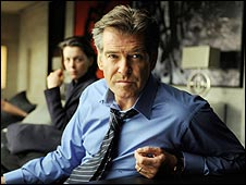Pierce Brosnan in The Ghost