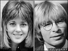 Suzi Quatro and John Denver