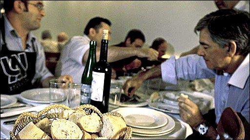 Basque country 'txoco' club