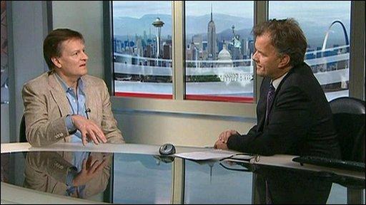 Michael Lewis talks to Matt Frei