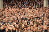 Punters pack the stands at Cheltenham on Gold Cup day