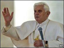 Pope Benedict XVI - 17 March 2010