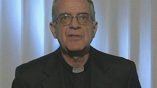 Father Federico Lombardi