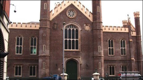 St Malachy's Catholic Church in Alfred Street dates back 165 years.