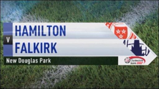 Hamilton v Falkirk