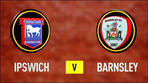 Ipswich Town v Barnsley