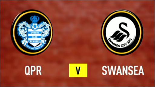 QPR v Swansea