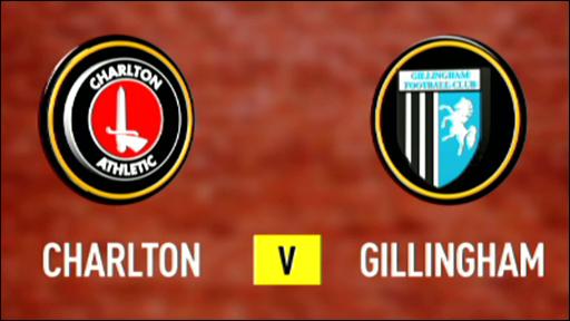 Charlton v Gillingham