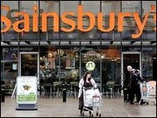 A branch of Sainsbury's
