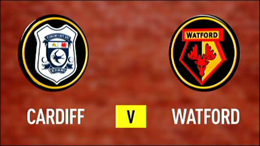Cardiff 3-1 Watford