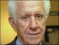 Manx businessman Albert Gubay