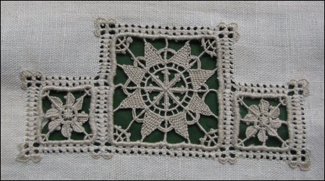 Ruskin lace