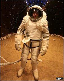 Spacesuit (IBMP)