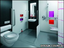 Design Council Washpod