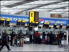 Terminal 5 Heathrow (22 March 2010)