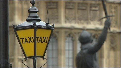 Byers: 'Like a taxi for hire'