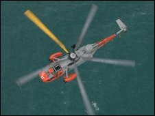 RNAS Culdrose helicopter