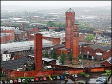 Tower Works, Holbeck