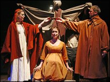 Northern Broadsides' production of The Canterbury Tales