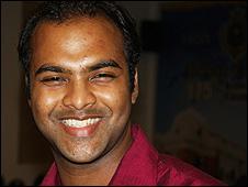 SLU President Prashan De Visser