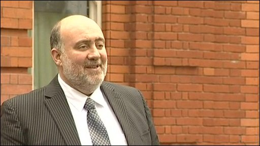 Israeli ambassador Ron Prosor