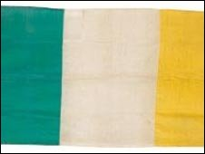 1916 Irish flag