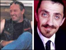 Alan Webb and David Welling
