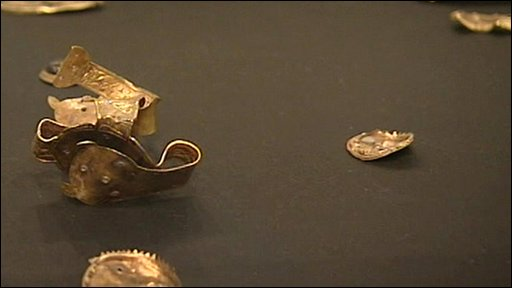 Anglo Saxon hoard