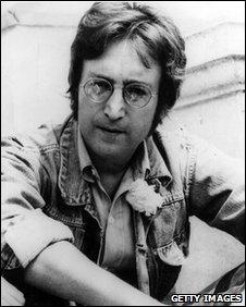 John Lennon at Cannes film festival in 1971