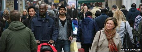 The ethnic diversity of London can be seen on any of the capital's high streets