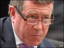 Local government secretary John Denham