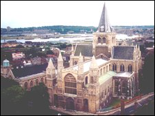 Rochester Catherdral