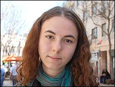 Sasha Karasov, student