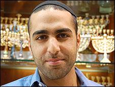Moshe Sarudi, Jerusalem resident