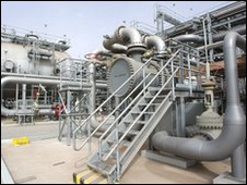 Oil plant in Saudi Arabia. File photo - 22 March 2006
