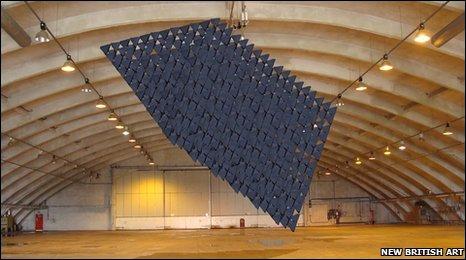 The Blue Bell Hangar Project