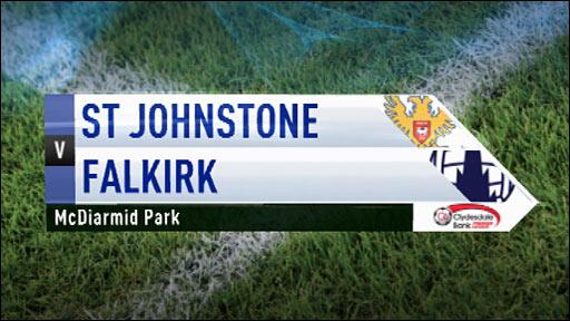 Highlights - St Johnstone v Falkirk