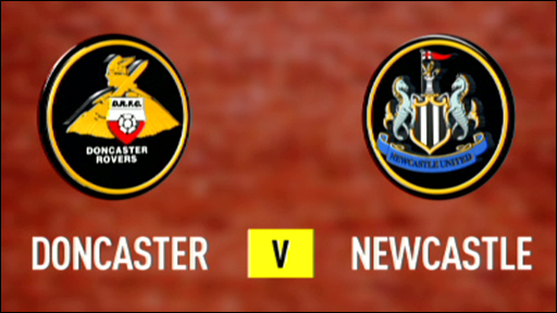 Doncaster v Newcastle