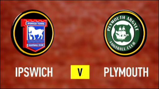 Ipswich v Plymouth
