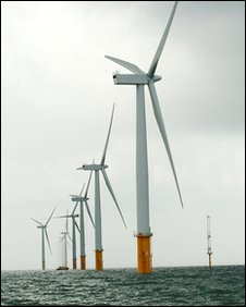 Offshore wind turbines (PA)