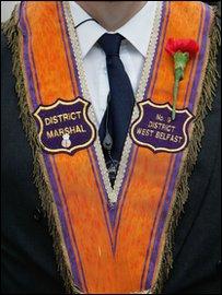 Orange Order member