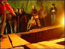 Denisova Cave (J. Krause)