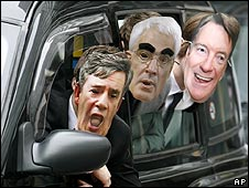 Conservative election stunt