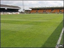 Abbey Stadium
