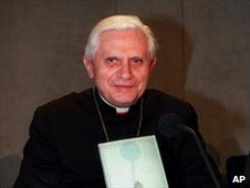 Cardinal Joseph Ratzinger (now Pope Benedict) in 1998 when he headed the Head of the Congregation for the Doctrine of the Faith
